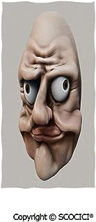 T Shirts Grumpy Internet Troll Face with Trippy Gestures Ugly Post Meme Joke Ima