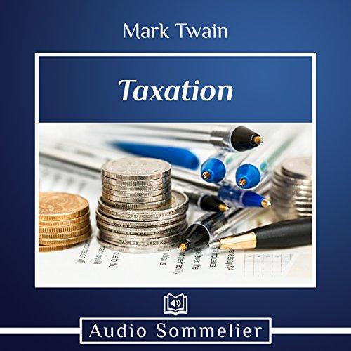 Taxation copertina