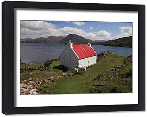 Cheap SALE Start robertharding Framed 20x16 Print of Loch Over Department store Torridon 118 View
