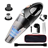 DOFLY Handheld Vacuum Cordless, 8500PA Super Suction Hand Vacuum Cleaner, Rechargeable Hand Vac