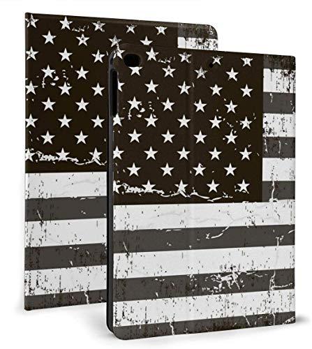 Flag of America Funda Inteligente de Cuero PU Función de Reposo / activación automática para iPad Mini 4/5 7,9 'y iPad Air 1/2 9,7' Funda-Flag of America-iPad air1 / 2 9,7 '
