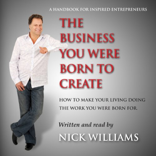 The Business You Were Born to Create audiobook cover art
