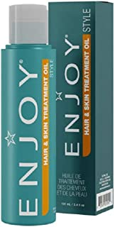 ENJOY Hair and Skin Treatment Oil (3.4 OZ)