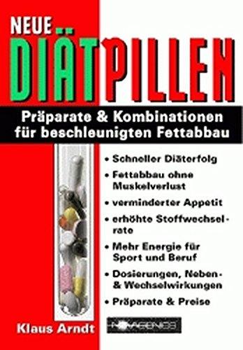 Neue Diätpillen: Präparate & Kombinationen für beschleunigten Fettabbau