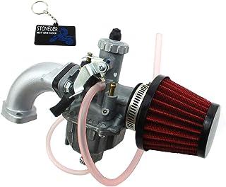 STONEDER Mikuni 26 mm Vergaser Luftfilter Ansaugrohr Set für chinesisches 110 140 cc YX Pit Bike