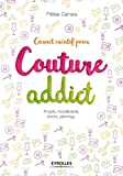 Carnet créatif pour couture addict: Projets, moodboards, stocks, plannings...