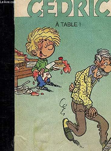 Laudec - Cédric - Nestlé/Chocapic - 1/4 - À table ! - mini album promotionnel