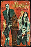 Cimily The Munsters Poster II Zinn Zeichen Metall Poster