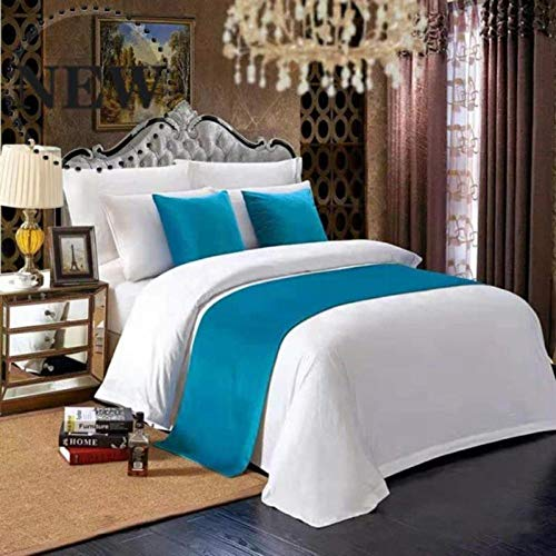 Chemin de lit Literie Étoile de style européen, couvre-lit, lit une pièce matelassé et petit-déjeuner simple drapeau coréen moderne haut de gamme drapeau trois pièces, de lit,, Lotus rouge-Phnom Penh