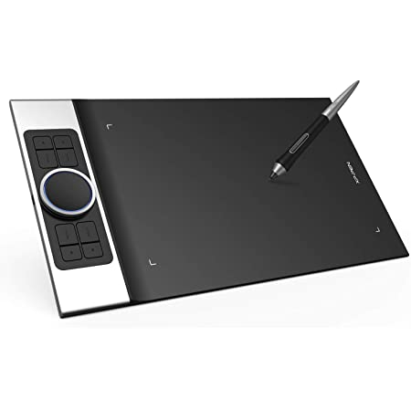 Amazon | XP-Pen ペンタブ 携帯・スマホで使える傾き検知機能付きペンタブ 筆圧8192 充電不要ペン PC:Windows7以上&Mac10.10以上対応 携帯:Android6.0以上対応 ペンタブ Deco Pro Medium | XP-Pen | ペンタブレット 通販