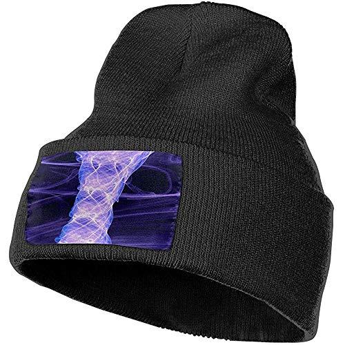huatongxin Tornado Unisex 100% Acrylic Strickmütze Cap Fashion Mütze Hut