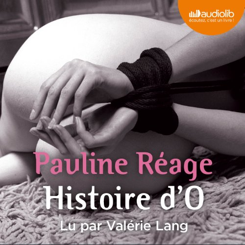 Histoire d'O audiobook cover art