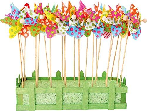 Espositore display girandole variopinte colorate 24 pezzi