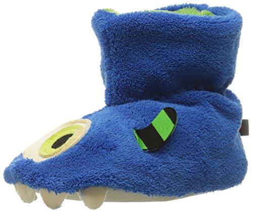 Acorn Unisex-Kid's Easy Critter-Bootie Slipper, Monster