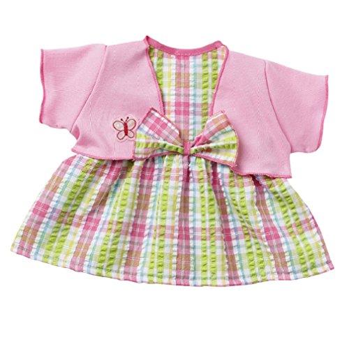Unbekannt Schwenk Emil 93043 Puppe-Kleid mit Bolero, 42-45 cm