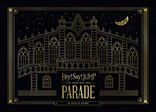 Hey! Say! JUMP LIVE TOUR 2019-2020 PARADE(初回限定盤)(DVD)