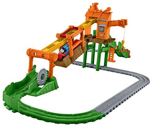 TRENINO THOMAS- Funicolare di Misty Island Pista, Playset per Bambini, FBC60