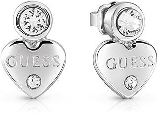 2b4ed140c Guess Women Silver Statement Earrings UBE82001