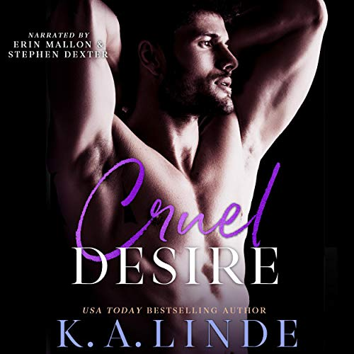 Cruel Desire Audiobook By K.A. Linde cover art