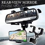 CQLEK® Rugged Car Rear View Mirror Mount Stand - Anti Shake...