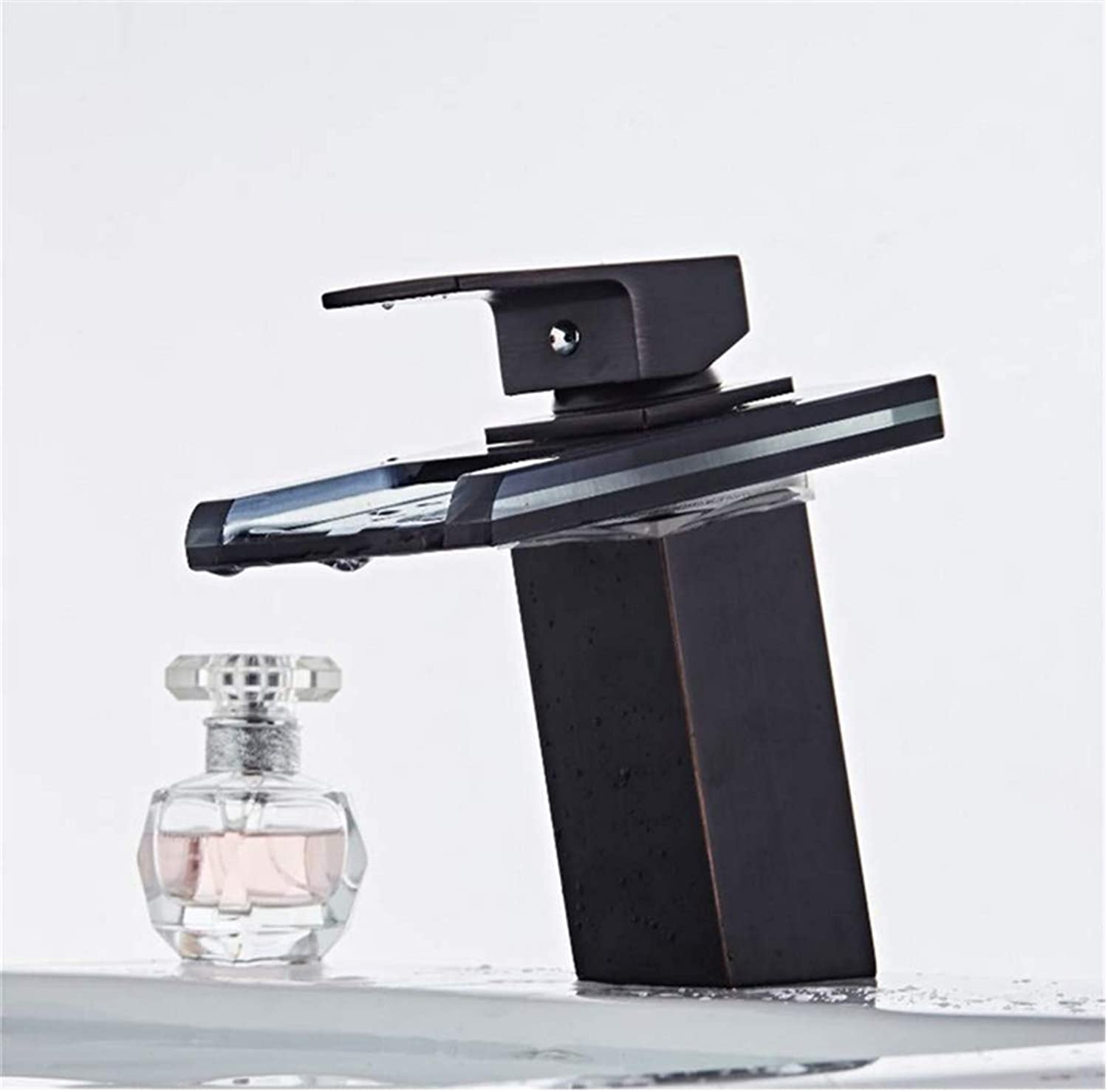 Modern Double Basin Sink Hot and Cold Water Faucet15Coa50A