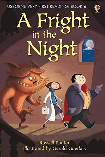Fright in the Night (Very First Reading, Band 6)