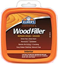 Elmer's Products, Inc E848D12 Carpenter's Wood Filler, 1/2 Pint