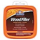 Elmer's E848D12 Carpenter's Wood Filler 1/2 pinta, 236 ml, Original Version