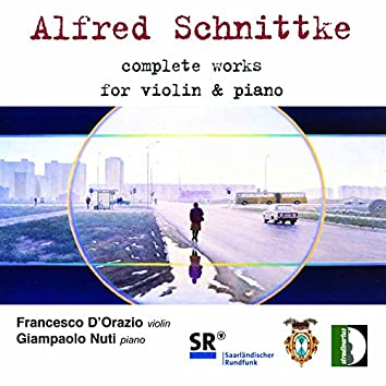 Schnittke: Complete Works for Violin & Piano