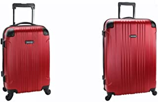 Kenneth Cole Reaction Out of Bounds 4 Wheel Upright Two-Piece Set (20