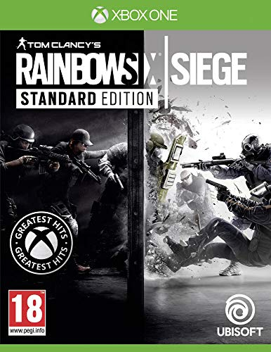 Rainbow Six : siege - Xbox One - [Edizione: Francia]