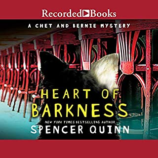 Heart of Barkness cover art