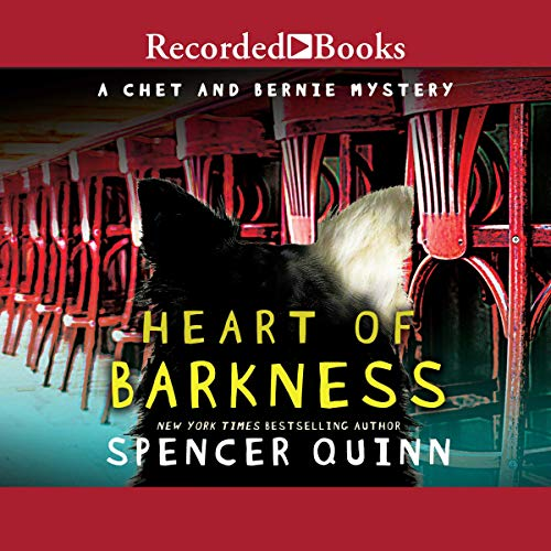 Heart of Barkness audiobook cover art