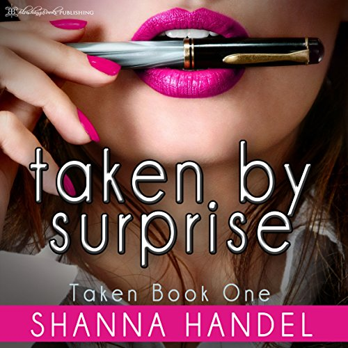 Taken by Surprise audiobook cover art