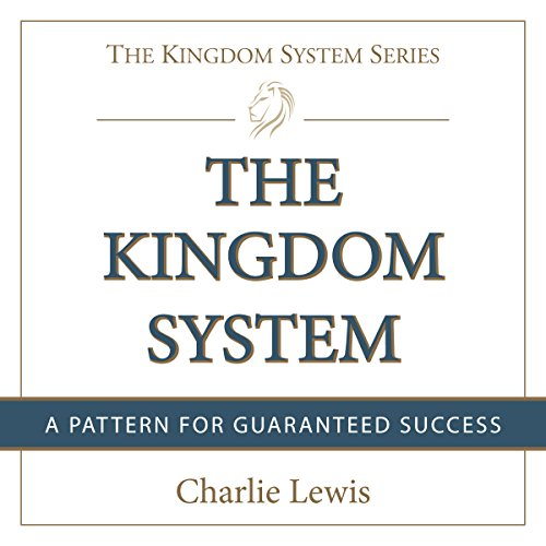 The Kingdom System audiobook cover art