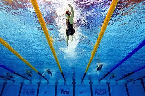 Katie Ledecky Olympics Signed Autographed A4 Print Photo Poster Memorabilia US 2
