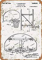 Basketball Goal ティンサイン ポスター ン サイン プレート ブリキ看板 ホーム バーために