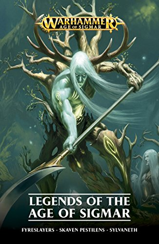 Legends of the Age of Sigmar (Warhammer Age of Sigmar) (English Edition)