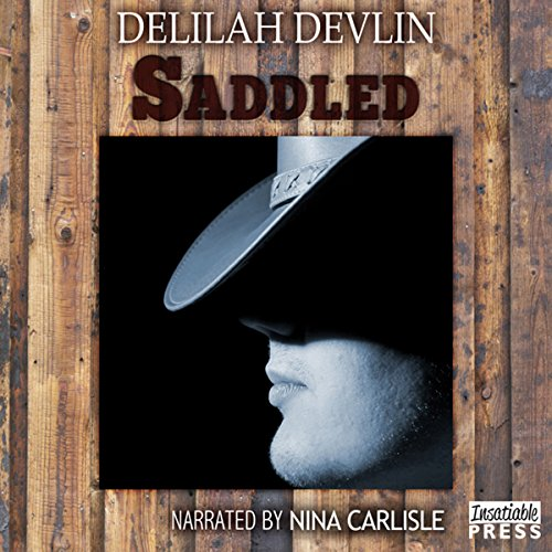 Saddled audiobook cover art