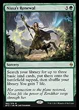Magic: the Gathering Nissa39;s Renewal (180/274) - Battle for Zendikar