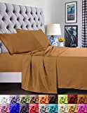 Elegant Comfort 1500 Thread Count Egyptian Quality Super Soft WRINKLE FREE & WRINKLE RESIS...