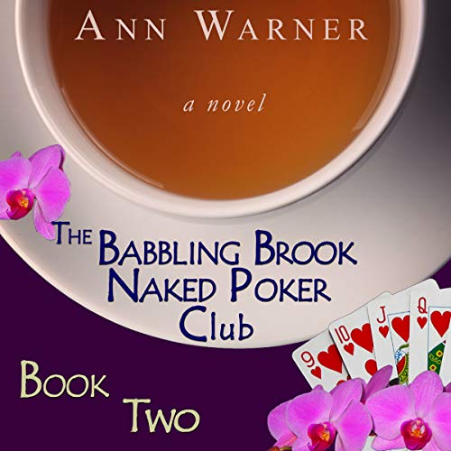 The Babbling Brook Naked Poker Club, Book Two audiobook cover art