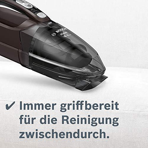 Aspiradora de mano Bosch Move Lithium 16Vmax Opiniones