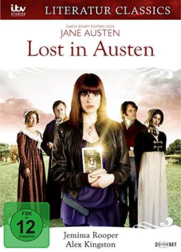 Jane Austen: Lost in Austen (Literatur Classics) (2 DVDs)
