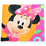 (Napkin Lucn) - Minnie Mouse Lunch Napkins 16ct