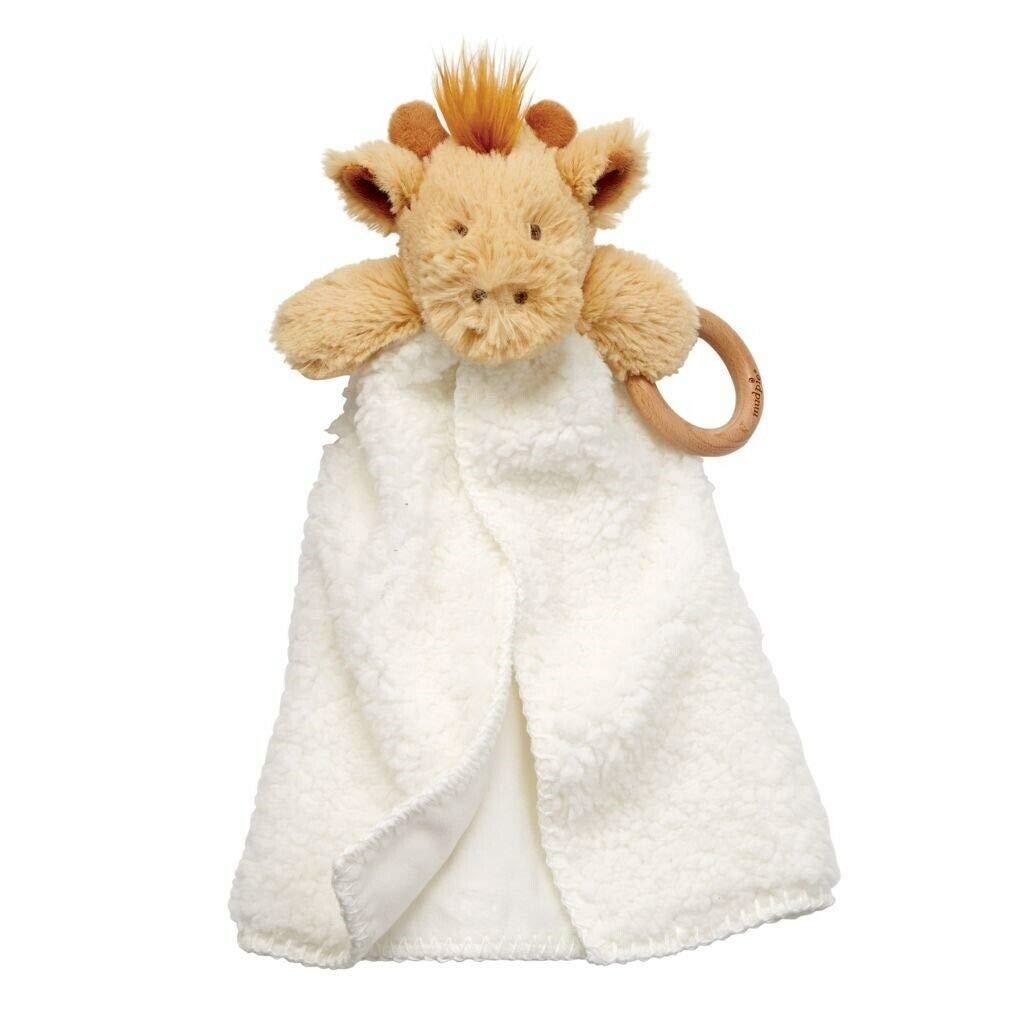 Giraffe Mud Pie E9 Baby Teething Safari Woobies 14in 12110034