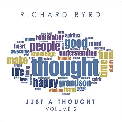 Just a Thought, Volume 2 Titelbild