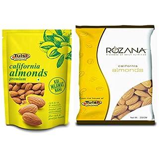 Tulsi Almonds in India 2021