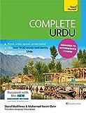 Complete Urdu Beginner to Intermediate Course: (Book and audio support) (Teach Yourself) - David Matthews