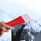 CapsA Car Vehicle Snow Ice Scraper Shovel Removal Brush Winter Car Auto Vehicle...